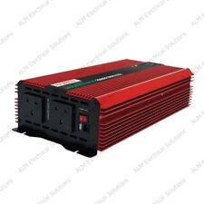 2000W Durite 0-856-26 - 12V DC to 230V AC Compact Modified Wave Voltage Inverter