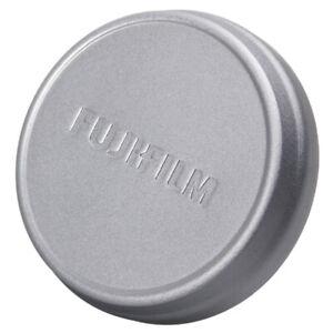 Metal Push Up Front Lens Cap Cover For Fuji Fujifilm X100 X100S X100T X70 Camera