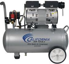 California Air Tools 5.5 Gal Aluminum Portable Electric Air Compressor Duty