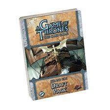 Ice and Fire Game of Thrones LCG Draft Pack - (New)