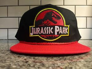 Jurassic Park Vintage Style Trucker Hat