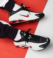 Nike Shox R4 Size 7 UK, BNIB, Mens Running Shoes, Air Max 1 90 95