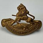British South Africa Police BSAP Rhodesian Regiment Cap Badge - FIRMIN LONDON
