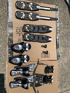salomon S711 Ski Bindings 2 Pair