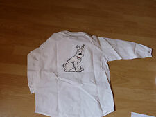 CHEMISE BLANCHE MARQUE  **   FLORIANE  ** TAILLE 8 ANS