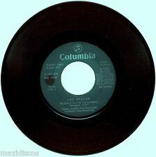 "7"" - LOS BRAVOS - BLACK IS BLACK (SPANISH PRESSING 1973 ) OYELO - LISTEN - VG"