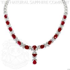Ruby Necklace (J3780)
