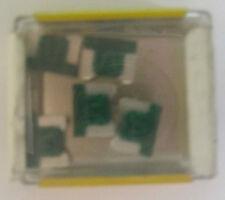 (5) Cooper Bussmann 30 Amp ATM Mini Low Profile Fuses Car Auto Automotive Fuse