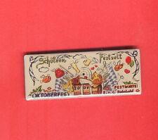 OKTOBERFEST MÜNCHEN- PIN VOM FESTZELT-SCHÜTZEN FESTZELT-AUS DEM JAHR 2006-BI 552