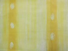 90x 136cm di brillante Giallo cotone Harlequin tenda tendina tessuto J Vincolato