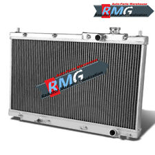 Aluminum Radiator For 2001-2005 Honda Civic 1.7L 4-Cyl 2002 2003 2004 (Non-Si)