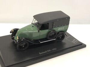1/43 Norev Renault NN 1927 +fascicule proche du neuf Livraison Domicile