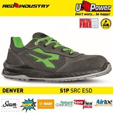 UPOWER SCARPE LAVORO ANTINFORTUNISTICA DENVER ESD S1P SRC U-POWER