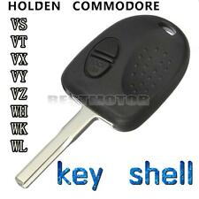 Remote Key Shell Case 2 Buttons For Holden Commodore VS VT VX VY VZ WH WK WL