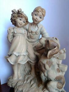 Florence, Statua di Giuseppe Armani, Sculture d'arte, Original, Capodimonte