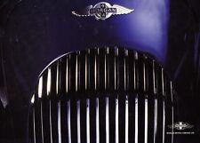 MORGAN Plus 8 +8 4/4 Plus 4 Roadster British Classic Prospekt Brochure 2002 44