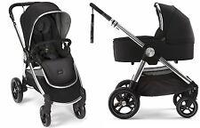 Mamas & Papas 2017 Ocarro Stroller & Bassinet Bundle in Black Brand New!!