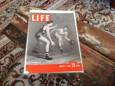 Estate Find Life Magazine January 15 1940 Ralph Vaughn Signed Mrs Taylor