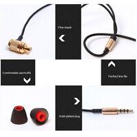 Super Bass Stereo Headset Earphone In-ear Headphone iPhone/Samsung/MP3 New 3.5mm