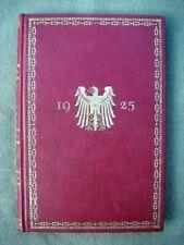 1925  Rangliste des Deutschen Reichsheeres - 100% original