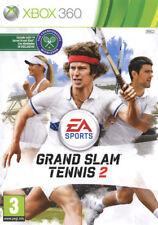 Grand Slam Tennis 2 XBOX360 - totalmente in italiano