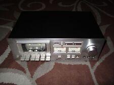 Vintage Pioneer Cassette Deck Tape Player / Recorder Model # CT-F500