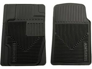 For 2003-2008 Pontiac Vibe Floor Mat Set Front Husky 34526XS 2004 2005 2006 2007
