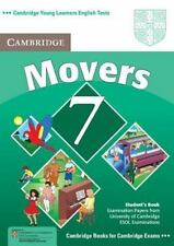 Cambridge Young Learners English Tests 7 Movers Student's Book : Examination...