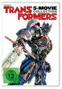 Michael Bay - Transformers 1-5 Collection, 5 DVD