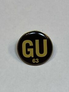 Gene Upshaw GU 63 Oakland Raiders NFLPU Tribute Pin Hall of Fame Lapel