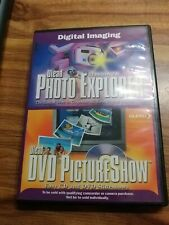 Ulead Photo Explorer, DVD Picture Show Easy CD Used