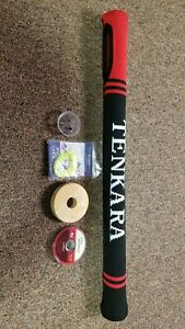 Tenkara Fly Rod - 10' Travel Rod w/ Starter Kit - Japanese Carbon Fiber