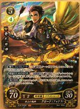 Fire Emblem Cipher Series 18 SR B18-032 Claude (Fódlan): The Master Tactician