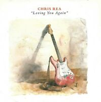 "Chris Rea - Loving You Again (7"" Magnet Single-Schallplatte Germany 1987)"