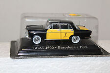 Seat 1500 barcelona Taxi 1970