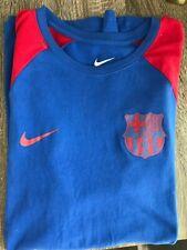 Nike 2016 Men's FC Barcelona Match Tee Training Top (Men's Small)