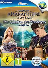 AMARANTHINE VOYAGE * DIE SCHATTEN DES WANDERERS * WIMMELBILD-SPIEL  PC DVD-ROM