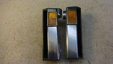 1982 Honda V45 Magna VF750 H1279. metal side radiator covers trim