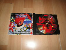 CHRISTMAS NIGHTS INTO DREAMS PARA LA SEGA SATURN EN BUEN ESTADO DEL AÑO 1996