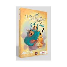 3 Wishes - Card Game by Chris Castagnetto - Strawberry Studio