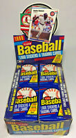 1988 Fleer Baseball Cards, 2 Unopened Sealed Wax PACKS From Wax Box, 30 Cards