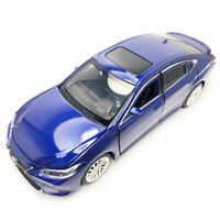 1:32 Lexus ES300H 2018 Die Cast Modellauto Spielzeug Geschenk Sammlung Blau