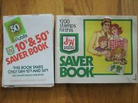 S&H Green Stamps Quick Saver Book grocery promotional award vintage Publix