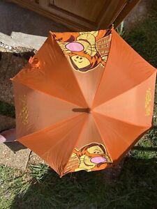 Vintage Tigger Winnie The Pooh Children's Umbrella