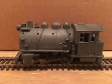 HO Varney Unpainted Cast Metal 0-4-0 Dockside Switcher Steam Locomotive