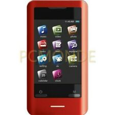 Coby MP828-8GRED 8 GB 2.8-Inch Video MP3 Player with FM Radio - Red