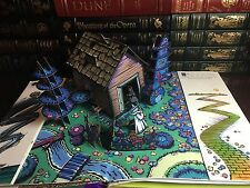Wonderful Wizard of Oz Amazing Pop Up by Sabuda New Deluxe Gift See Pics ◐‿◐