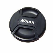 62mm Front Lens Cap Cover Center-Pinch Protector for Nikon lens Nikkor Lens