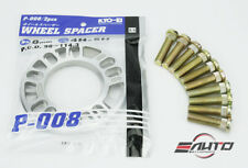 Japan Kics KYO-EI 8mm Rim Wheel Spacer + Ichiba Extend Stud for Honda Acura a