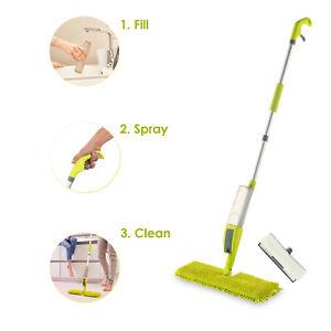 Rovus Spray Cleaner - Multi purpose Spray Mop with Window Attachment